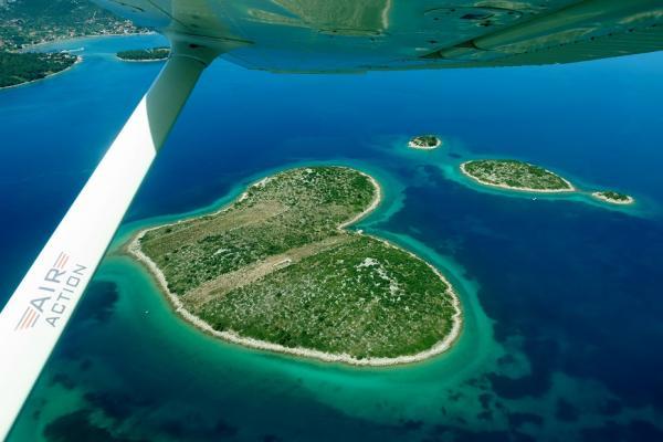 【梁旅珠專欄】飛覽克羅埃西亞心形島,海風琴映襯世界最美夕陽