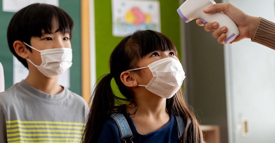 「兒童」是新冠病毒的完美宿主! 疫情雖已趨緩,但我們仍應為孩子撐起社區防疫網