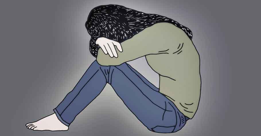 孩子,這不是你的錯!每個家庭裡都有一個忍辱負重的角色,身邊的人總不斷的把情緒跟問題丟給他