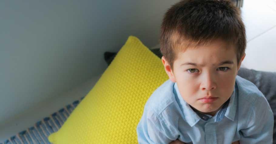 「反正我也不在乎!」孩子犯了錯,總是一付無所謂、你奈我何的樣子怎麼辦?