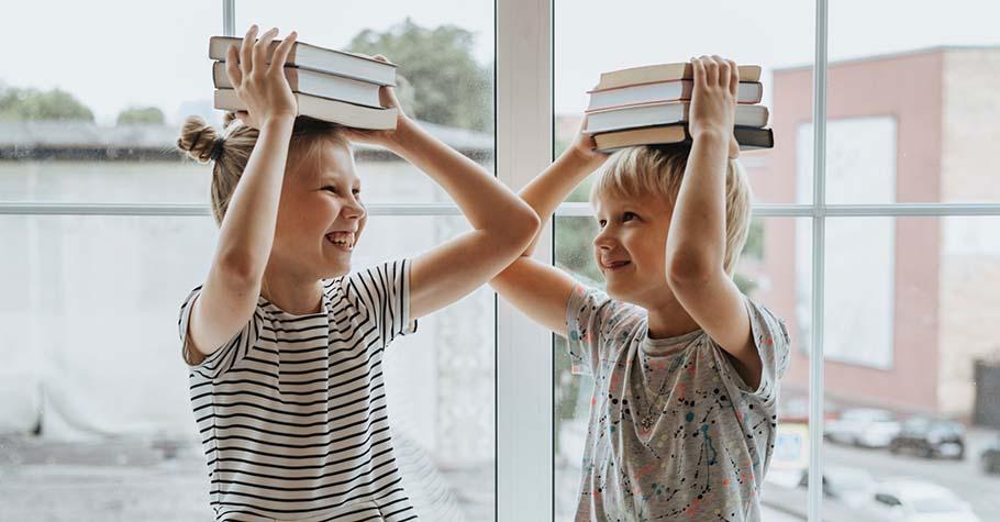 無論圖文或長文,培養孩子閱讀能力,有時「樂趣」比「累積知識」更重要