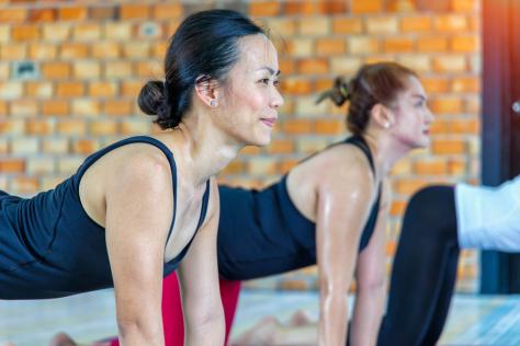【龐惠潔專欄】老了更喜歡做運動,日本熟齡健身房風潮