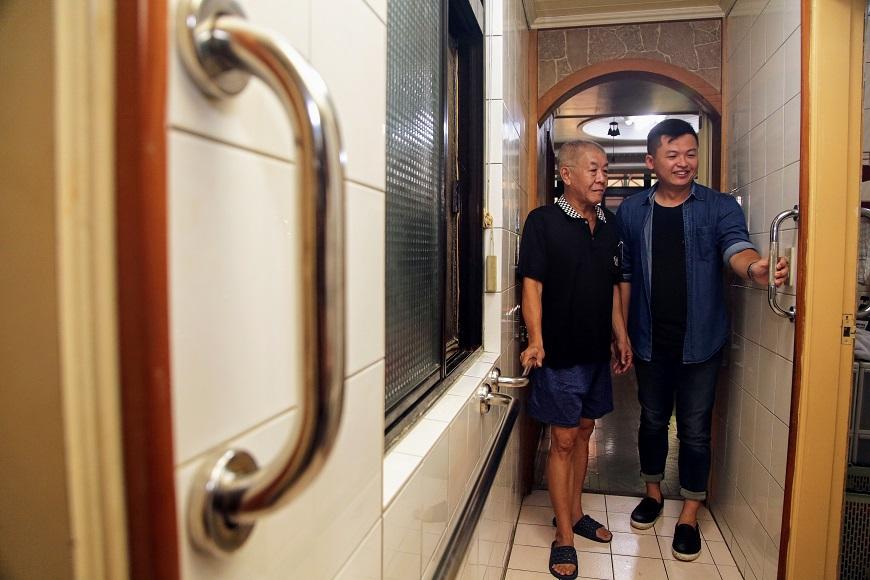 打造老後不跌倒的家!台北市提供防跌居家修繕補助,讓家更安全