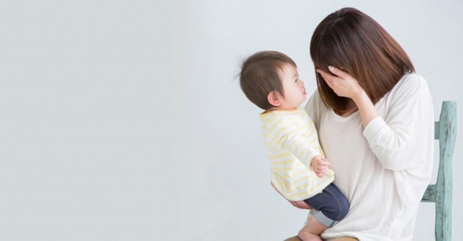 女人不是討厭當媽,  而是痛恨隱形爸爸