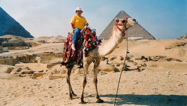俄羅斯退休媽媽Sania不平凡的夢想:55歲開始搭便車環遊世界