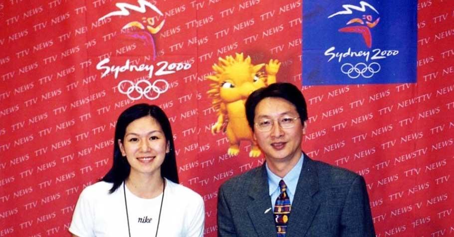 從奧運金牌到博士班及企業負責人,陳怡安:「念書不是絕對有用,重點是從中了解自己的興趣,並培養第二專長。」