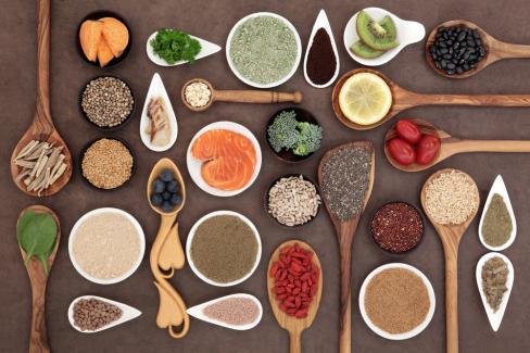 延緩老化症狀,哪10種食物應該每週攝取?