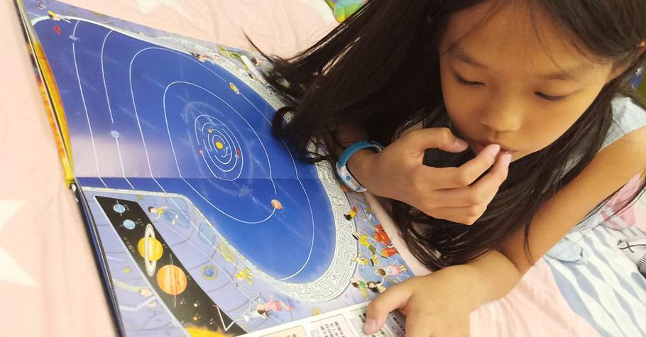 一本有趣的遊戲書不只是好玩而已,更能讓孩子從中也學習到新的知識,並訓練思考和專注力