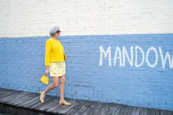 一件衣搭對就優雅!美國50後最時尚女郎Beth:如何用平價單品穿得有型?