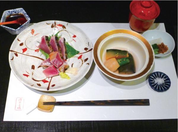 用咖啡館簡餐的價格,吃到東京米其林餐點