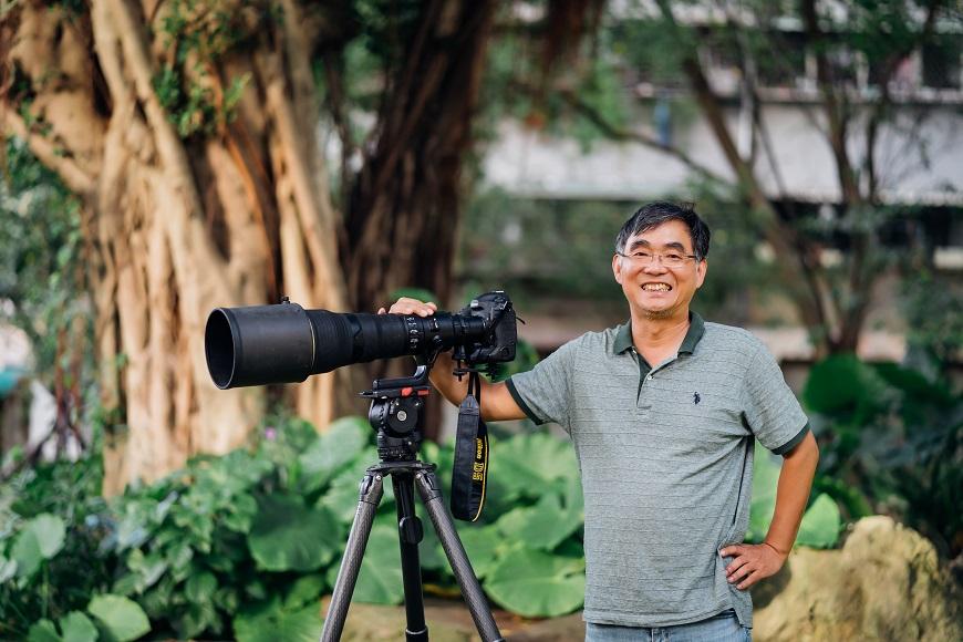 50歲愛上鳥類攝影!謝適仲醫師:看過太多無常,最好的時光就趁現在