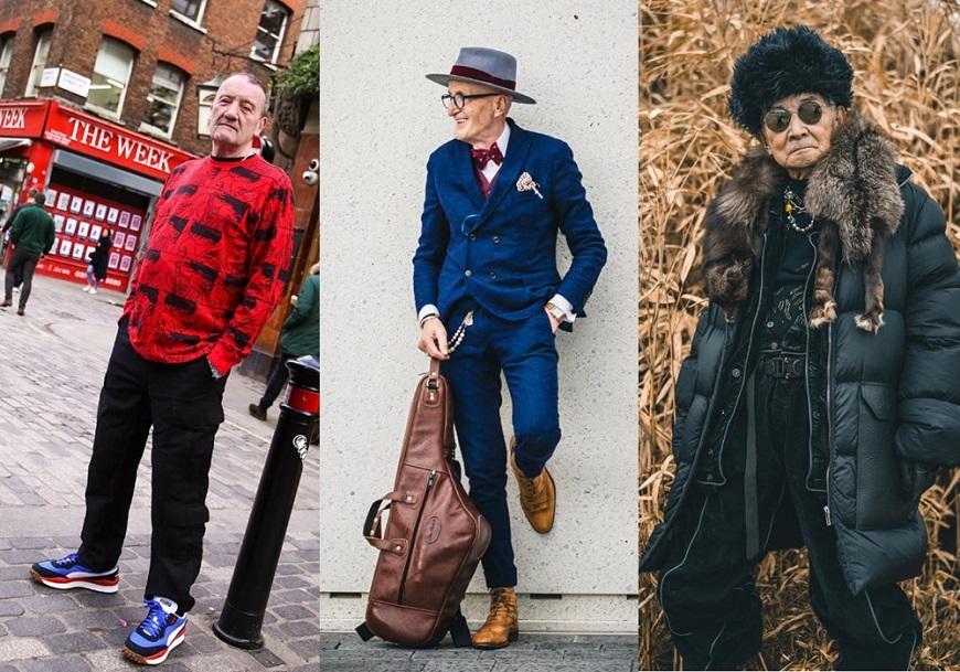 50後熟男也能青春有型!阿北級穿搭網紅:穿對衣服,覺得重新被重視