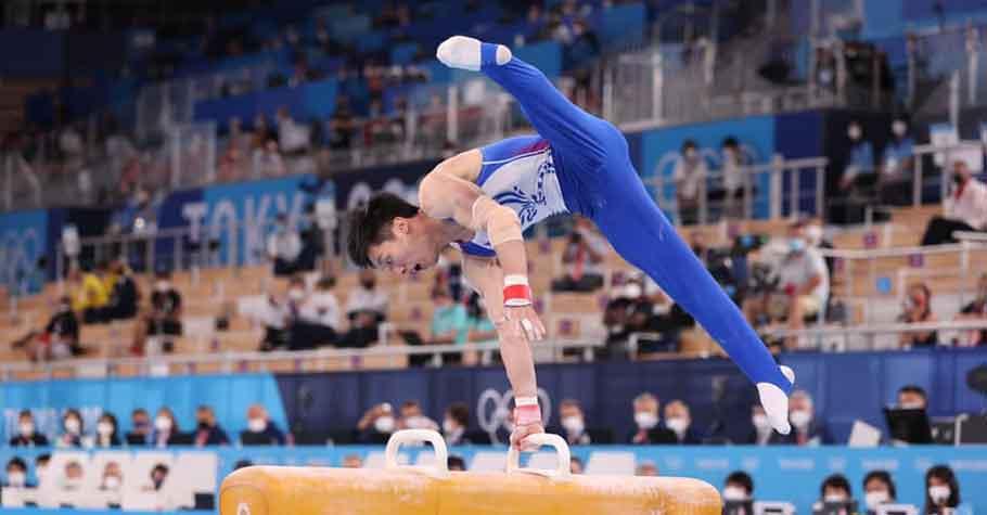汗水與淚水交織而成的奧運銀牌》當年八歲的李智凱是「苦練型」選手,別人練1次就會,教練要他含淚練10次