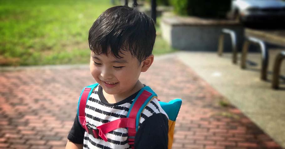 身為老師或多或少都有點完美主義,和孩子間彼此尊重,會是重要而關鍵的第一課