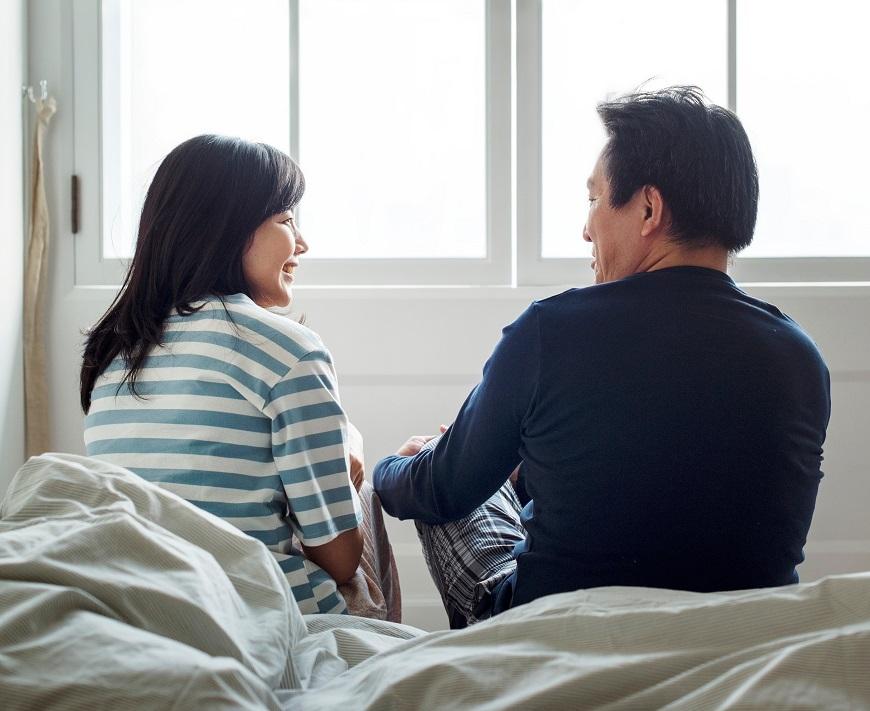 50+親密關係大調查:中年後,應該對「性」換個想法