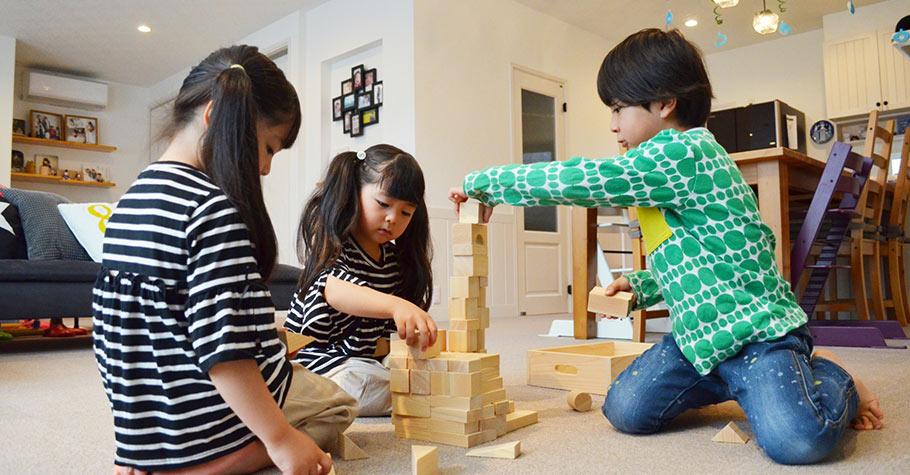 蓋高樓前最重要是打好地基!當父母幫助孩子學好基礎,未來的路就可以走得更穩