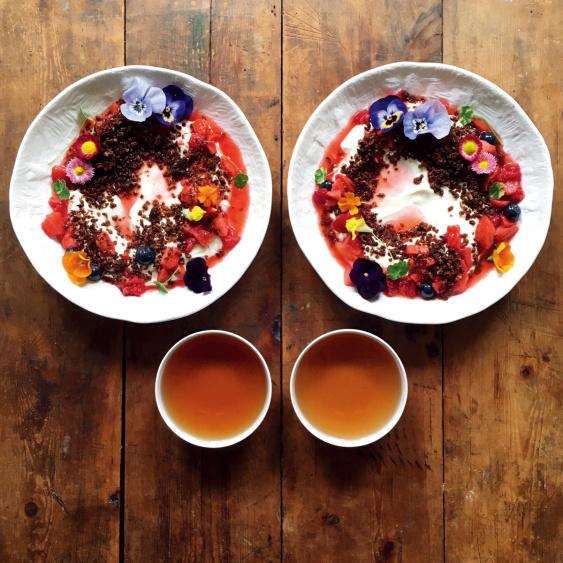 世界最流行的「對稱早餐」 3道食譜開啟愛