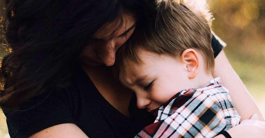 如果我們都曾為自己的情緒困擾,孩子面對情緒風暴時更是不知所措