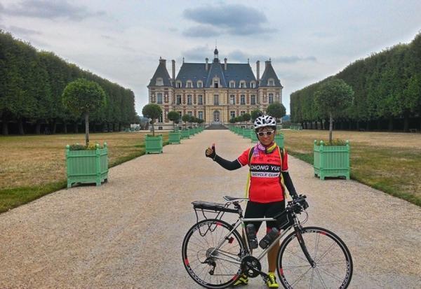 50歲開始騎車,53歲挑戰法國1200公里!吳淑禎:圓夢別等,做就對了