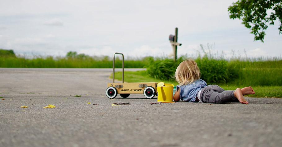 交給孩子一生受用的能力:不要因為一次跌倒就失去勇氣,當你重新站起來人生無限寬廣