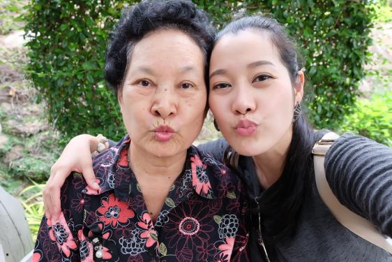 【林靜芸專欄】把婆婆當客戶對待,家裡有愛無礙