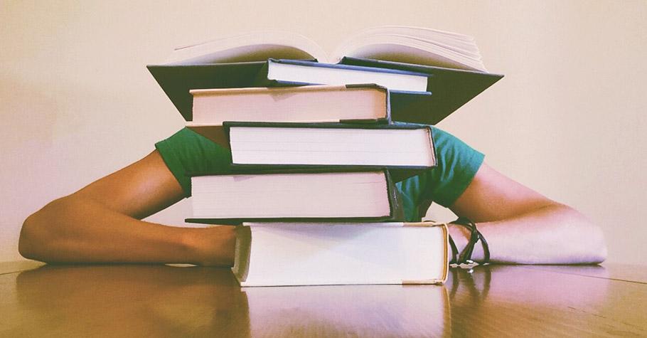 經科學證實缺乏效率的七種讀書方法