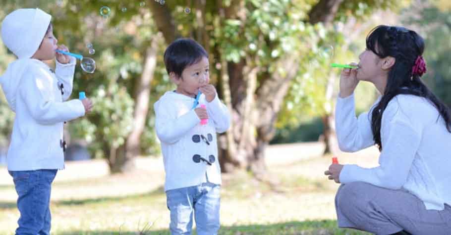 童年創傷〉不要帶著原生家庭中的「殘影」,來面對現在的親子關係