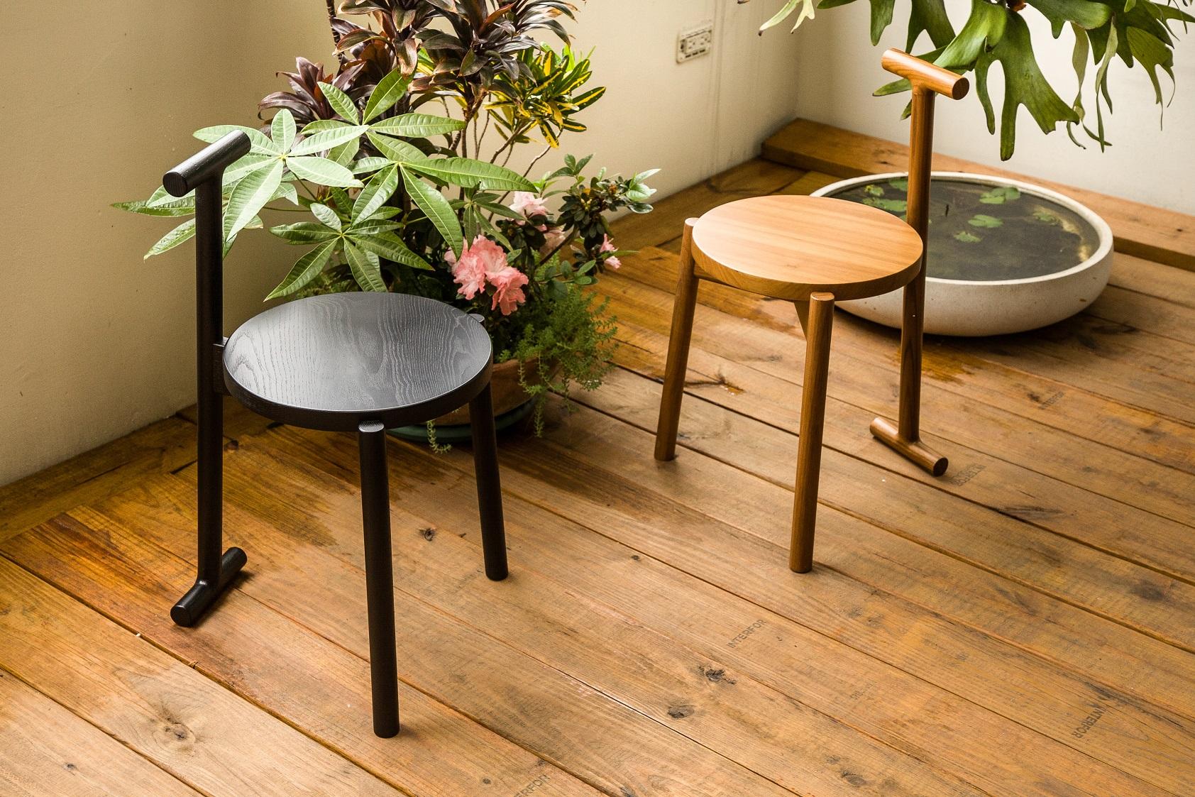 【50+選品】日本觀察之樹|Kino Stick魔杖椅