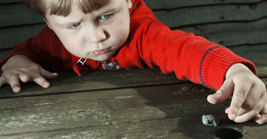 鍛煉孩子的專注力