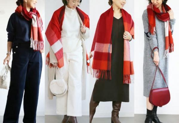 日系熟女「聰明視覺術」!漥田千紘:3大穿搭技巧,顯瘦、臉亮、微年輕