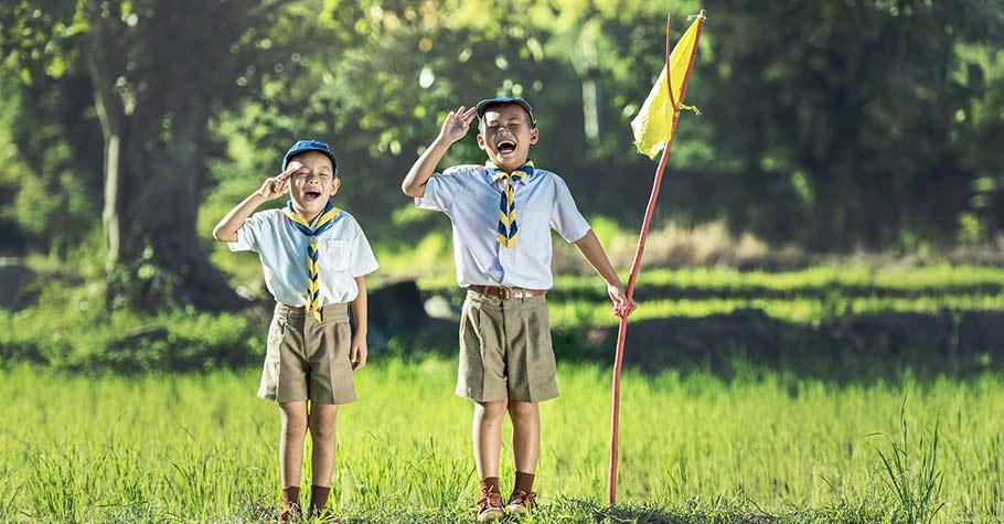 只要給機會,孩子總是接得住的!相信孩子的創意無限,讓他們說出自己的故事