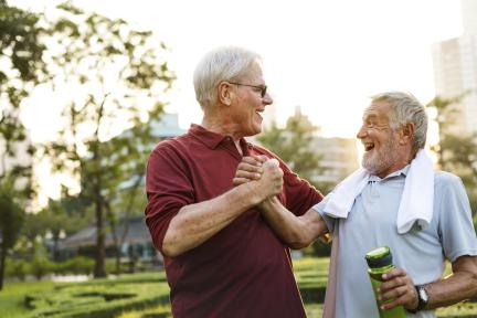 【楊寧茵專欄】避免「退休丈夫症候群」:「有關係」就沒關係!
