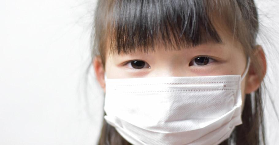快開學了,面對疫情嚴峻,保命的重點絕對在於習慣與觀念,提醒孩子這個習慣要改掉