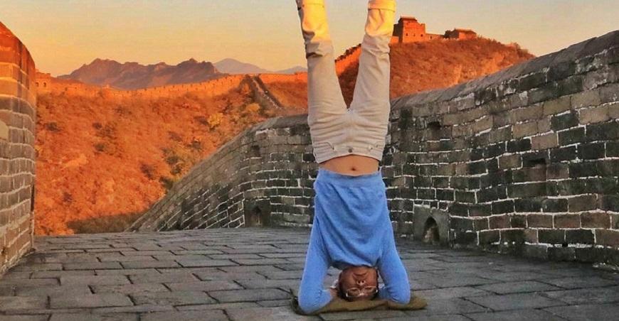 心情永遠保持35歲,人生更美好!旅遊作家溫士凱:放慢自己,別再為別人過日子