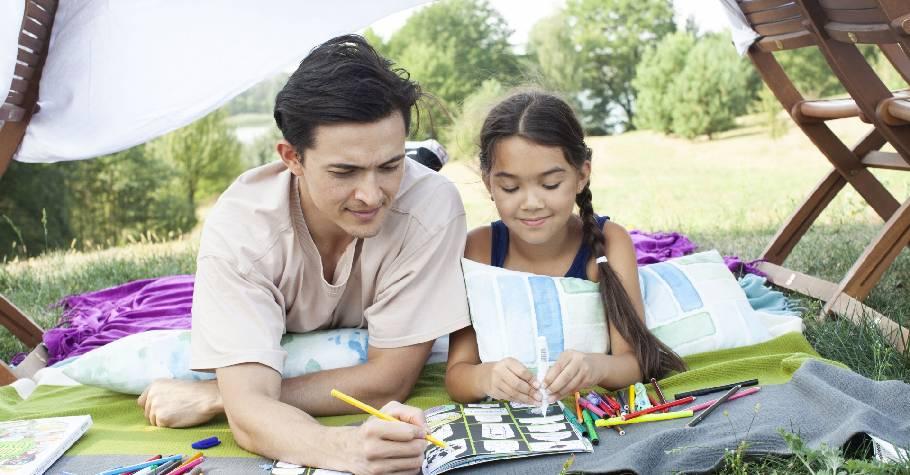 當了「爸爸」之後,我才發現原生家庭的慣性,阻礙我帶領孩子飛翔