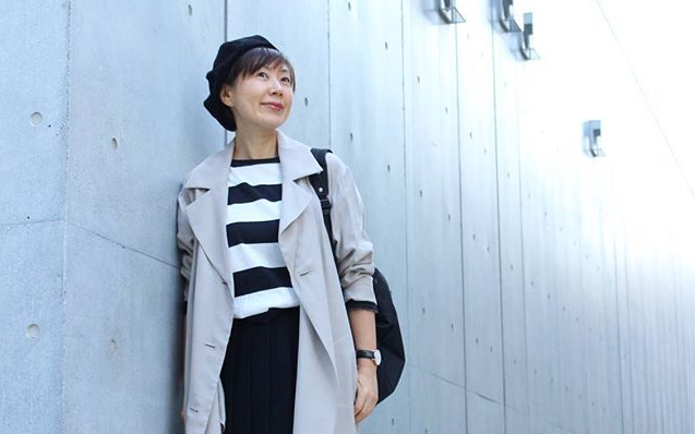 毒舌女兒是媽媽最好的時尚教練,日本55歲主婦穿搭日記