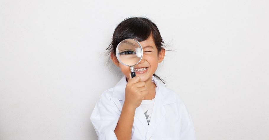「失敗並沒有關係」 知名童書作家:在科學實驗中,失敗經驗是很重要的,在人生中也是
