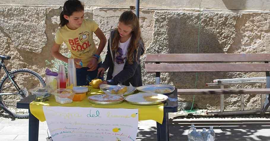 美國小孩暑假不補習,小小創業家們,從一杯一元的檸檬水開始體驗人生,發掘興趣和能力