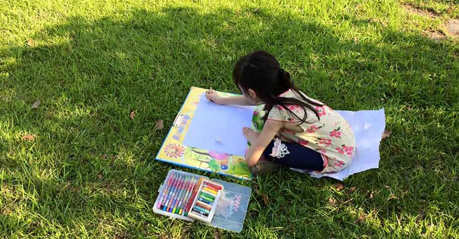 畫畫比賽陋習〉為了得獎,家長不擇手段帶孩子作假!你賠上的是孩子的品格和道德觀!