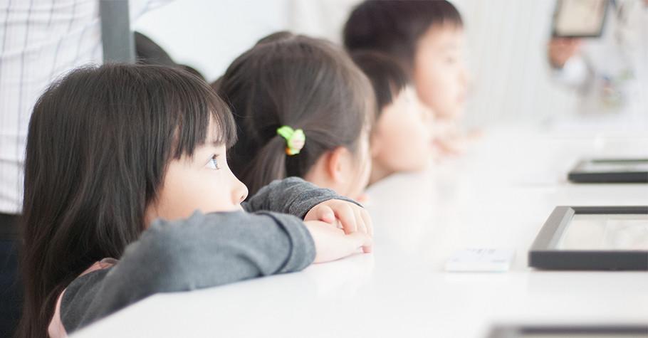「穿越」孩子與歷史的距離,帶領孩子親近藝術,培養他們的美感素養