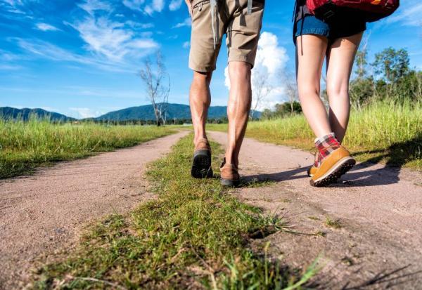 身體或精神累,都是自律神經機能下降!3分鐘「快慢快」走路法,鍛鍊自律神經