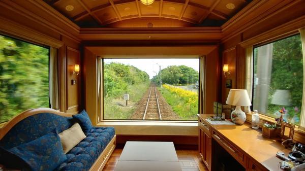 【梁旅珠專欄】豪華臥鋪列車比一比,九州七星列車與亞洲東方快車