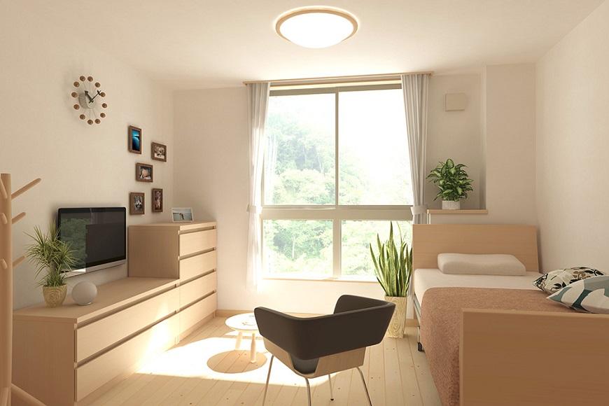 日本入住率第一高齡住宅!銀木犀的秘密:用木質家具,然後房門別上鎖