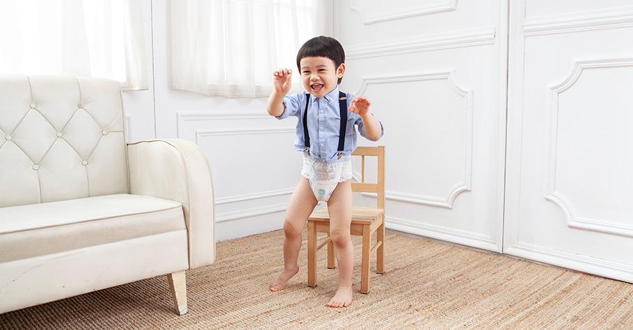 愛孩子的你,希望孩子健康自信又獨立?爸媽可以趁孩子還小時,從這件事做起