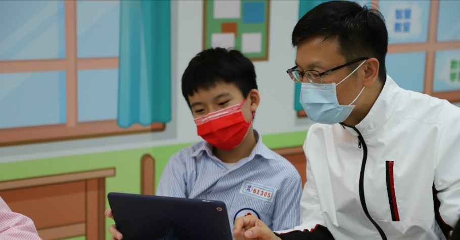 新北教育局長張明文:只要孩子找到自己的興趣和能力在哪,做喜歡做的事,不僅快樂,而且會全力以赴!
