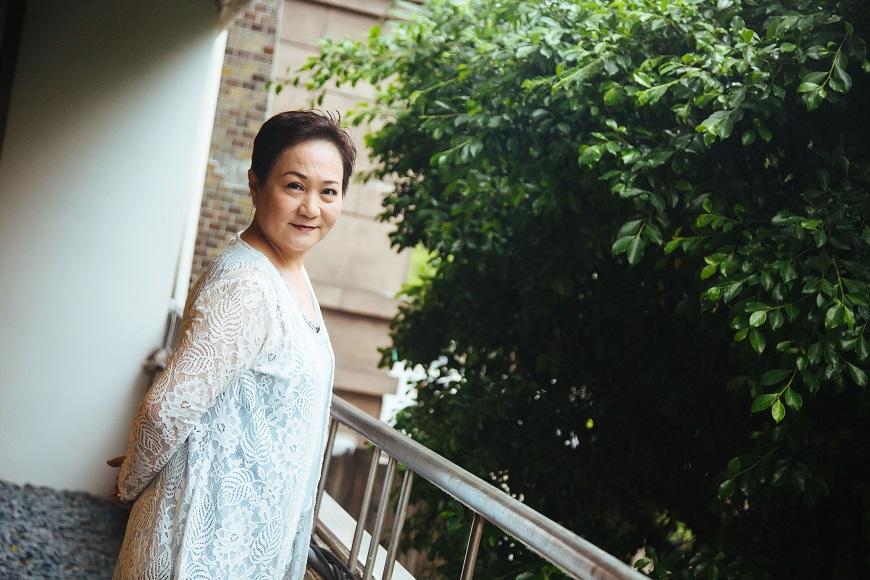 60歲邰肇玫:每個人,都需要一個懂自己的「同路人」