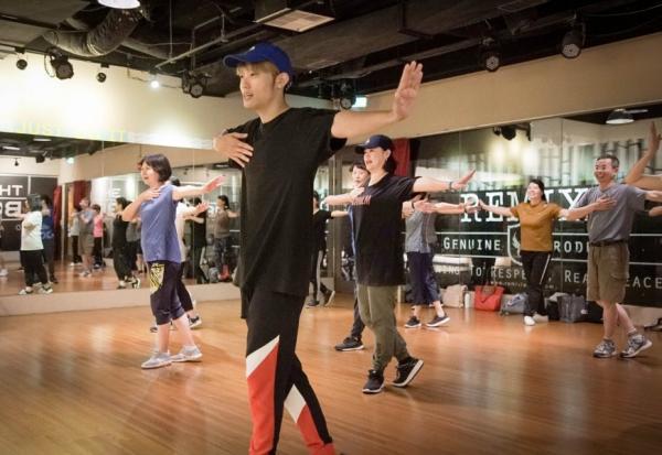 【50+學院xTBC】K-POP!當紅韓式舞風-熟齡街舞課 活動花絮