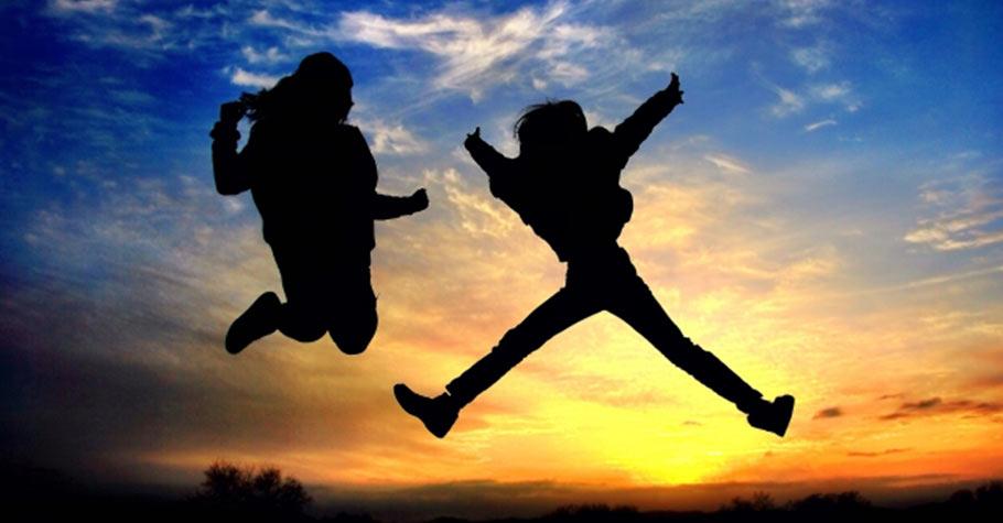 父母要成為支持孩子的力量,讓孩子擁有勇往直前的魄力,和面對所有困難的勇敢
