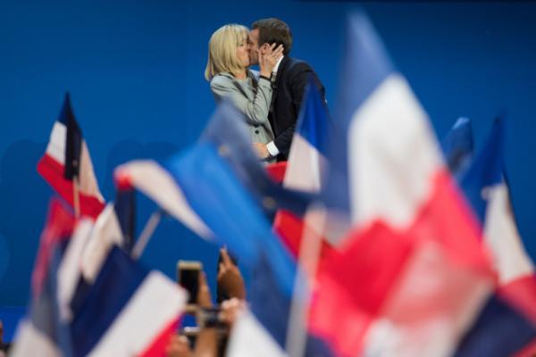法國第一夫人布姬特:年齡不該阻礙我們追求真心喜愛的事物