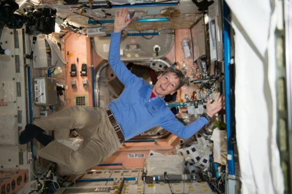 57歲最年長太空人Peggy Whitson,打破年齡與性別的天花板